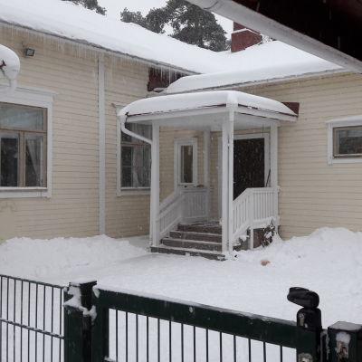 Bjurböle daghem i Borgå.