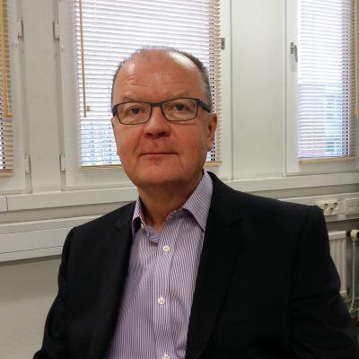 Jyrki Pinomaa är verksamhetsledare för Aspa-stiftelsen