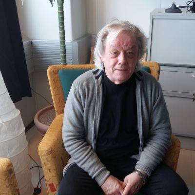 Oopperalaulaja Seppo Ruohonen