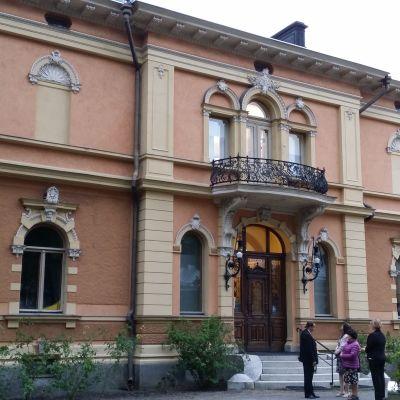 Dahlströmien palatsi