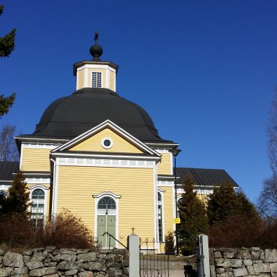 Taipalsaari kirkko