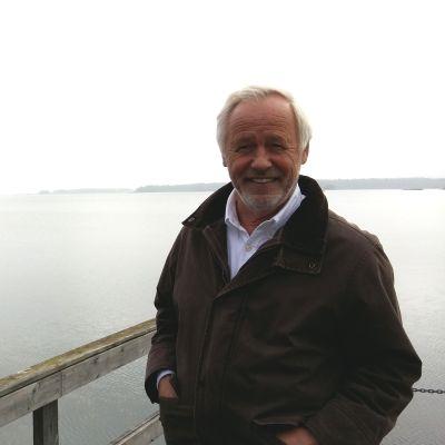 Författaren Lars Strang.
