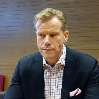 Johan Westermarck är vd på Citec sedan december 2017.