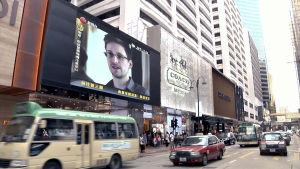 Snowden  sankari vai petturi?