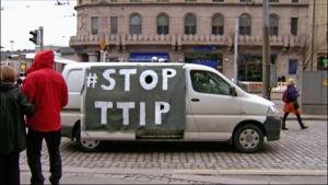 Ulkolinja: Vapaakauppasopimuksen vaarat