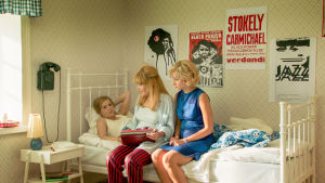 Karin, Lottie och Ingela.