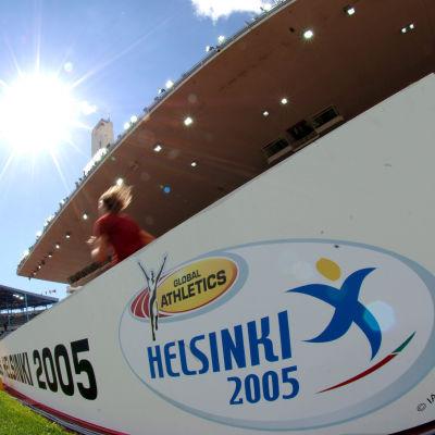 Finland tog i bruk passkontroller under VM i friidrott.