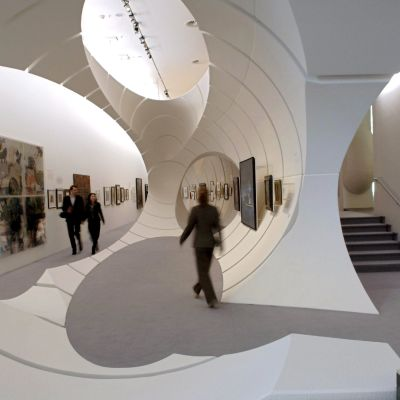 Guggenheim i Berlin har lockat 1,8 miljoner besökare på 14 år