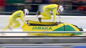 Jamaicas landslag i bobsleigh är ett stycke idrottshistoria.