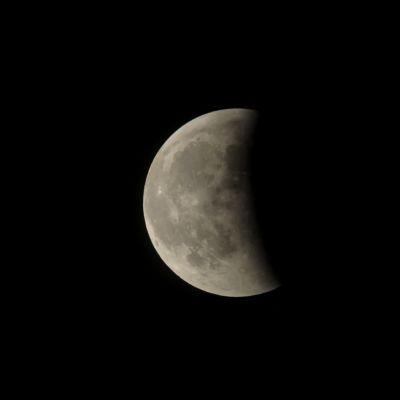 Månförmörkelse