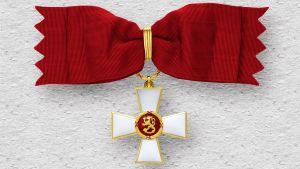 Kommendörstecknet av Finlands Lejons orden (damer)
