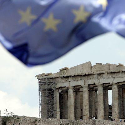 EU-landet Grekland är i kris
