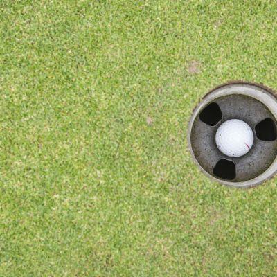 Golfpallo.