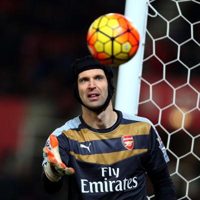 Petr Cech, januari 2016.