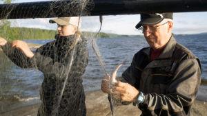 Uusi Eränkävijät-sarja seuraa neljän intohimoisen eränkävijän tarinaa metsästyksen ja kalastuksen parissa.