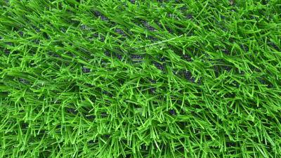 Konstgräs.