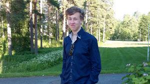 Jonathan Roozeman Mikkelin Mikaeli-konserttitalolla.
