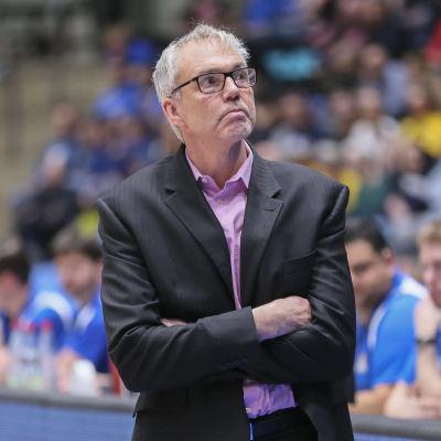 Gordon Herbert on Saksan maajoukkueen uusi päävalmentaja.