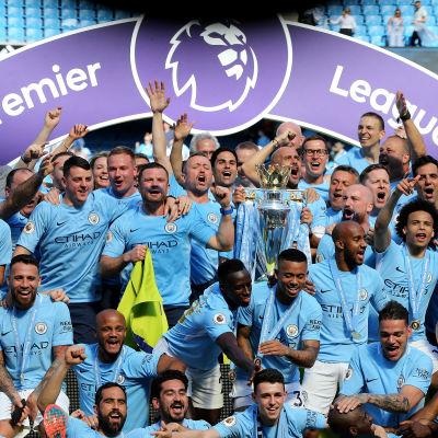 Manchester City har flest VM-spelare av alla klubbar.