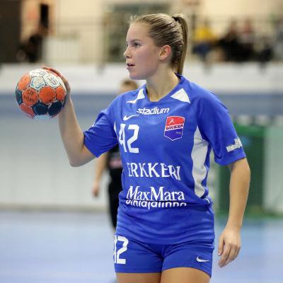 Janica Sjöström i Dicken.