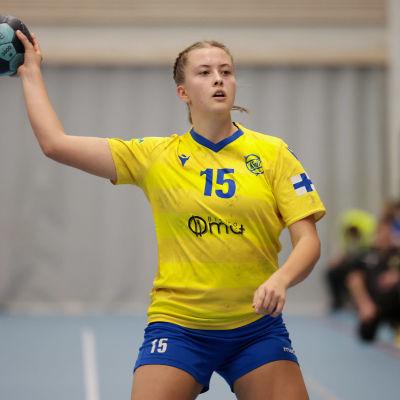 Kyrkslätt IF:s Maja Sannholm.