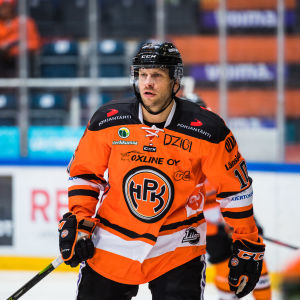 Filip Riska har spelat över 600 matcher i ligan.