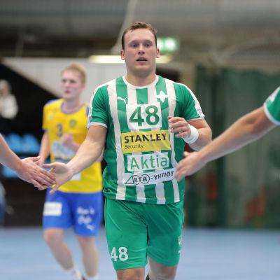 Miro Koljonen i GrIFK.