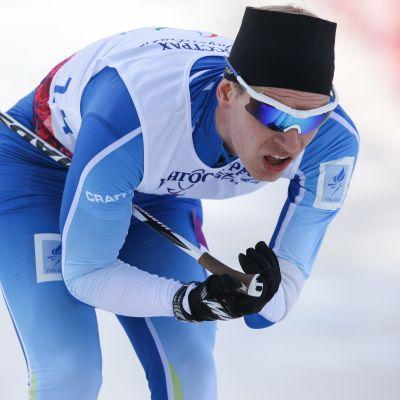 Ilkka Tuomisto i Paralympics