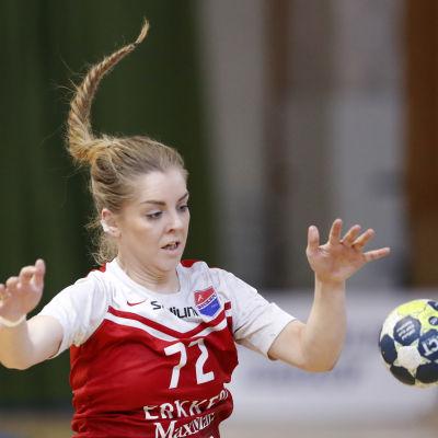 Anna Lindholm.