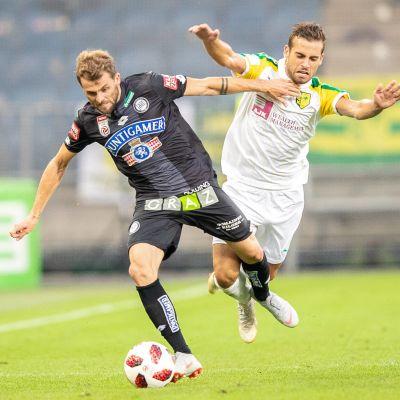 Sturm Graz är en österrikisk fotbollsklubb.