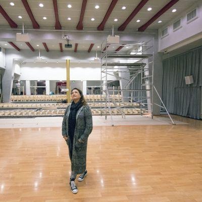 Ulla Vidgren Ohjelmateatteri Maxim