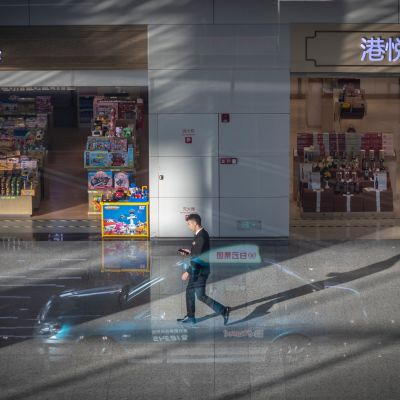 Guangzhoun lentoasema, kuvituskuva
