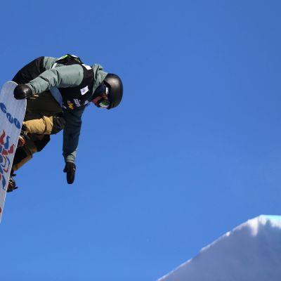Lumilautailun ja freestylen MM: Lumilautailun slopestyle