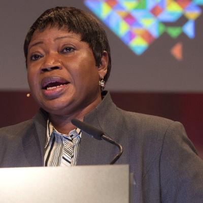 Fatou Bensouda, åklagare