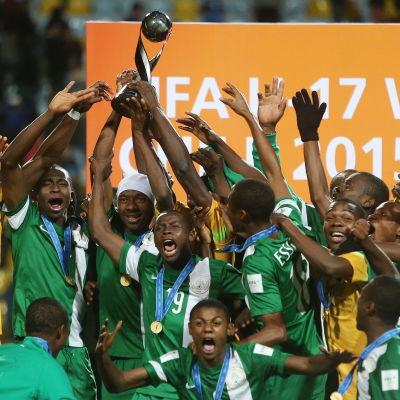 Nigeria vann U17-VM igen!