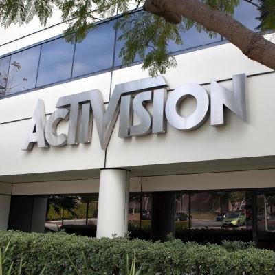 Activision Blizzards huvudkontor i Santa Monica, Kalifornien, USA.