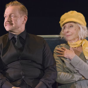 Foto från Yhtä matkaa på Nationalteatern.