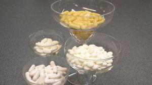 medicin i cocktailglas