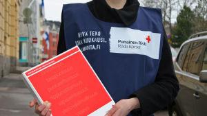 Röda Korsets medelinsamlare