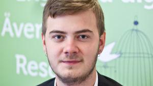Thorgny Arwidson, föreningen nordens ungdomsförbund