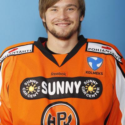 Mika Järvinen, HPK 2012-2013