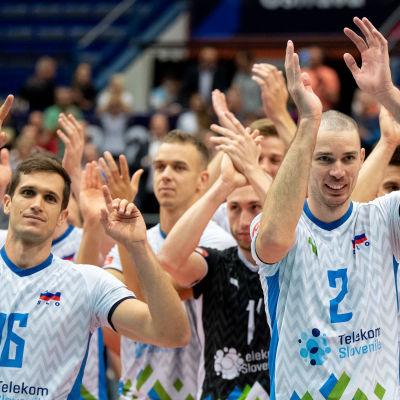 Slovenien är klart för EM-semifinal.