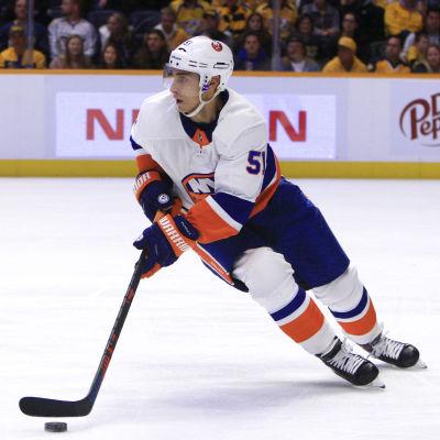 Valtteri Filppula glödhet i New York Islanders.