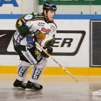 Raimo Helminen kaudella 2008.