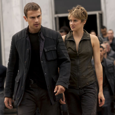 Divergent 2 - Insurgent, The Divergent Series, Theo James, Shailene Woodley