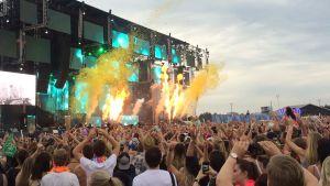 Weekend festivalen år 2015