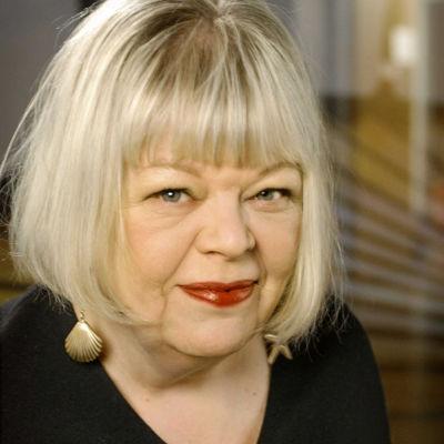 Käsikirjoittaja, dramaturgi Tove Idström
