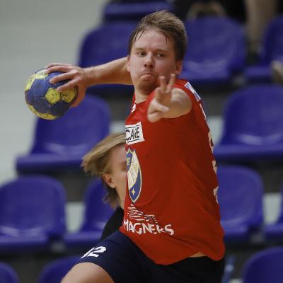 Niclas Ahlgren i HIFK.