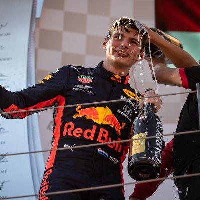 Max Verstappen 2019 Itävalta