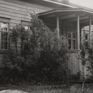 Minna Canths hus i Jyväskylä